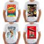 Camisas Camisetas Blusas, Led Zeppelin, Banda De Rock C/4 Original