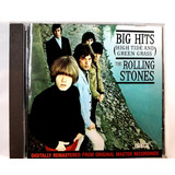 Cd The Rolling Stones ¿big Hits High Tide And Green Gras Oka