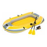 Bote Hydro Force Raft Con Remos E Inflador - Charrua Store