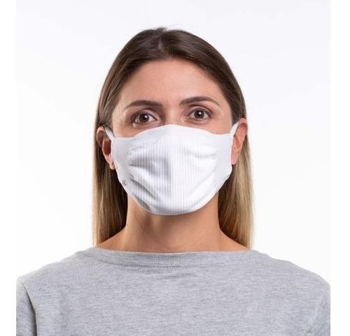 Mascara Lupo Antiviral Bac Off Kit Com 2 Unissex Casual + Nf