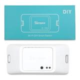 Sonoff Basic R3 Interruptor Inteligente Remoto Diy Domotica