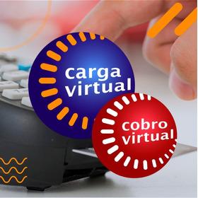 Carga Virtual - Cobro Y Mas! Sumate A La Mayor Red Del Pais!