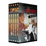 Dirty Harry El Sucio Coleccion Clint Eastwood 5 Dvds Pack