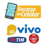 Recarga Celular Credito Online R$15