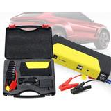 Jumper De Baterias Para Carros Con Puertos Usb Y Diversos