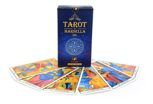 Cartas De Tarot Marselles, Iluminarte