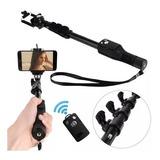 Bastón Selfie Bluetooth Profesional 120cm / Mrtecnología