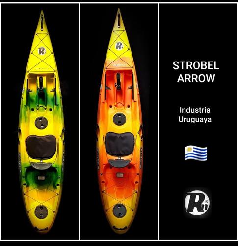 Kayak Strobel Arrow Industria Uruguaya.