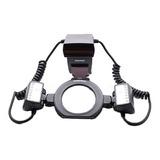 Twin Flash Macro Ttl Yn24ex Para Canon