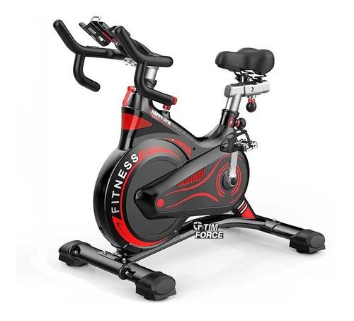 Bicicleta Spinning Magnetic Con Pantalla Volante De 15kg
