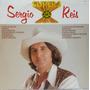 Lp - Sergio Reis - Super 3 Disco E Ouro 1983  - Vinil Original