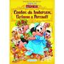 Livro - Turma Da Monica Contos De Andersen, Grimm E Perrault Original