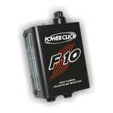 Amplificador Fone Ouvido Power Click  F10 Retorno Individual