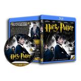 Harry Potter La Saga Con Extras - 8 Bluray