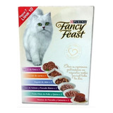 Fancy Feast X 10 Latas. - kg a $3800