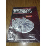 Halcón Milenario Star Wars Para Armar Fasículo 2 Gusx