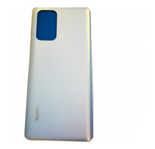 Redmi Note 10 Pro Tapa Trasera Con Adhesivo Tapa Bateria