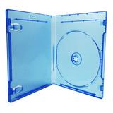 Caja Estuche Para Disco Bluray 10mm Con Logo X50