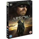 Arrow Temporada 8 Completa En Dvd!