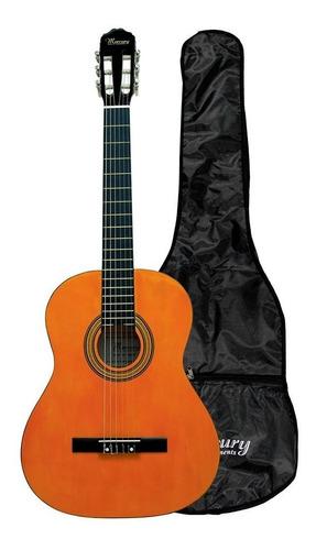 Guitarra Clasica Adulto Mercury Ms139 Natural / Abregoaudio