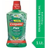 Enjuague Bucal Colgate Plax Fresh Mint 1000ml