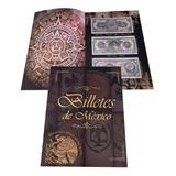 Álbum Coleccionador Para 32 Billetes De México 22 Páginas