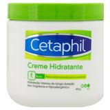Creme Hidratante Sem Fragrância Cetaphil Pote 453g