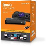 Roku 4k Premiere  C/control Remoto Netflix Factura Envios