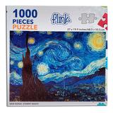 Rompecabezas Van Gogh La Noche Estrellada