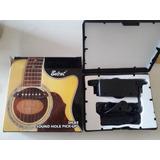 Pickup Para Guitarra Acústica