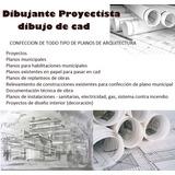 Arquitectura Refaccion, Estructura, Obras, Planos Munic