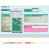 Wisc V Versión Chilena Wechsler Soft Con Informe