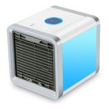 Ventilador Usb O Pilas Mini Aire Acondicionado Aromaterapia