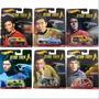 Hot Wheels Cultura Pop 2016 Lote B Star Trek Com 6 Carrinhos Original