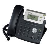 Teléfono Ip Asterisk  Poe Yealink T20p Con Adaptador Voltaje