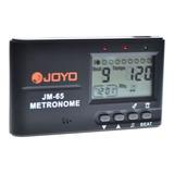 Metrónomo Digital Con Clip Joyo Jm-65 - C/salida Auriculares