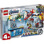 Lego Super Heroes - Vingadores - A Ira De Loki 76152 Original