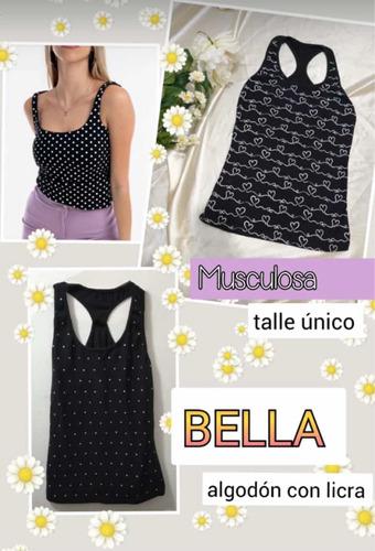 Musculosa Bella