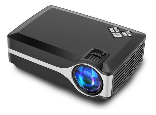 Proyector Led 1080p Snes Juegos 3000 Lúmenes Ml00581
