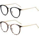 Hilbalm (2 Paquete)gafas De Filtro De Luz Azul Lentes