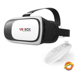 Lentes Realidad Virtual Vr Box 2d 3d Anteojos Gafas Casco