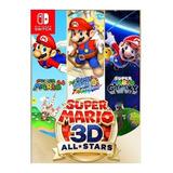 Super Mario 3d All Stars - Nintendo Switch - Sniper