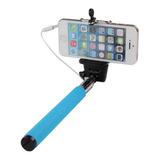 Baston Selfie Palo Monopod C/cable Soporte Cámara Celular