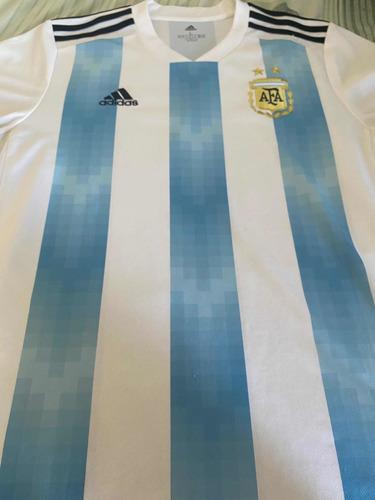 Camiseta Selección Argentina 2018/19