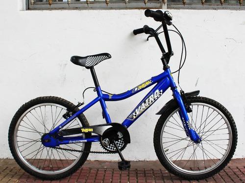 Bicicleta Vairo Rodado 20 Bmx Niño Impecable / Richard Bikes