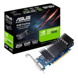 Tarjeta De Video Nvidia Asus  Geforce 10 Series Gt 1030 Gt1030-2g-csm 2gb