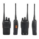 Walkie Talkie Intercomunicador Boquitoqui Kit X 2 Baofeng
