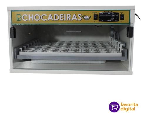 Chocadeira Nest Choc Automática Profissional  63 Ovos