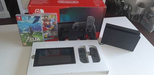 Nintendo Switch Nueva Version