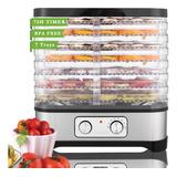 Máquina Deshidratadora De Alimentos Para Frutas, Carne Seca